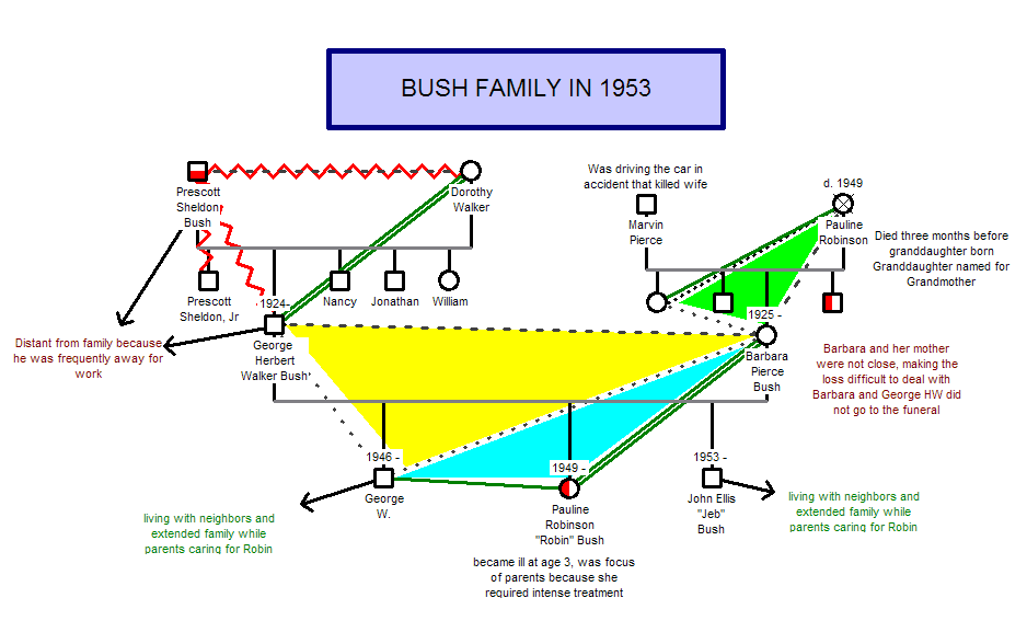 interpreting genogram using bowen s family theory The family systems theory suggests that individuals cannot be according to bowen, a family is a system in which each member the user can easily create a multi-generational genogram of their family system or of their patient's family system the genogram thus created becomes a.
