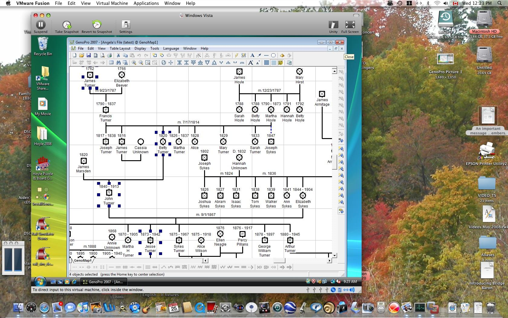 MacFamilyTree 8 - Genealogy for your Mac