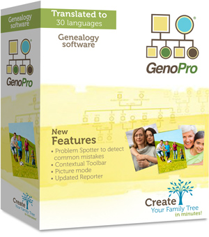 GenoPro 2020 is delivered electronically - no CD is shipped